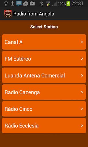 安哥拉广播电台