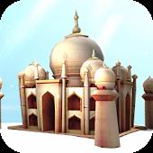 India Taj Mahal 3D LWP Free