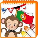 Coloring game - Flags Europe 2 icon