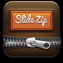 Slidezip GO Locker Theme icon