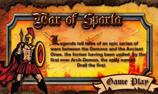 War Of Sparta