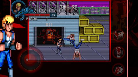 Double Dragon Trilogy Screenshot 11