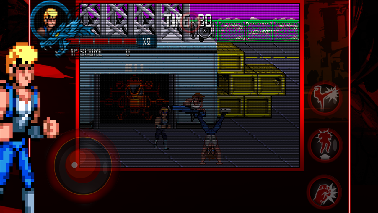 Double Dragon Trilogy screenshot #11