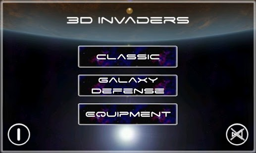 3D Invaders Beta - 3D Game Screenshot 5
