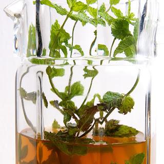 Iced Mint Jasmine Tea