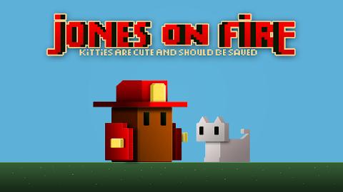 Jones On Fire Screenshot 9