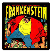 Frankenstein Comic Book #2
