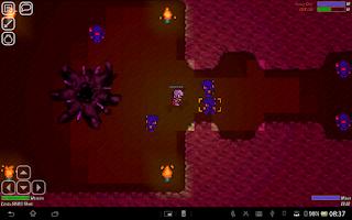 Screenshot of WinterSun MMORPG (Retro 2D)
