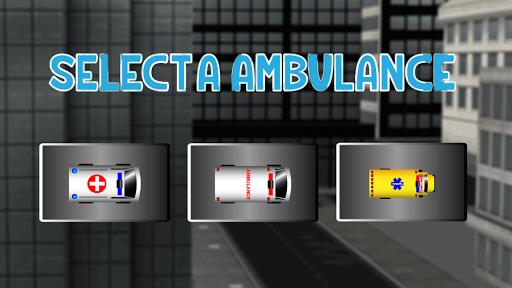 Ambulance Parking Game