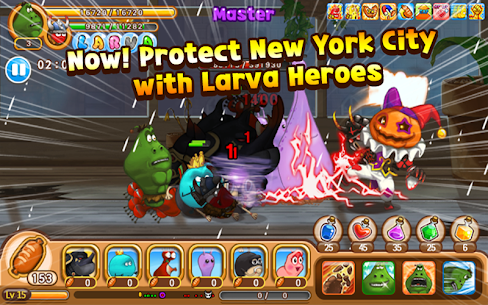 Larva Heroes: Lavengers 6