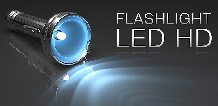 Flashing LED HD