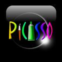 피카소 - 그림판 icon
