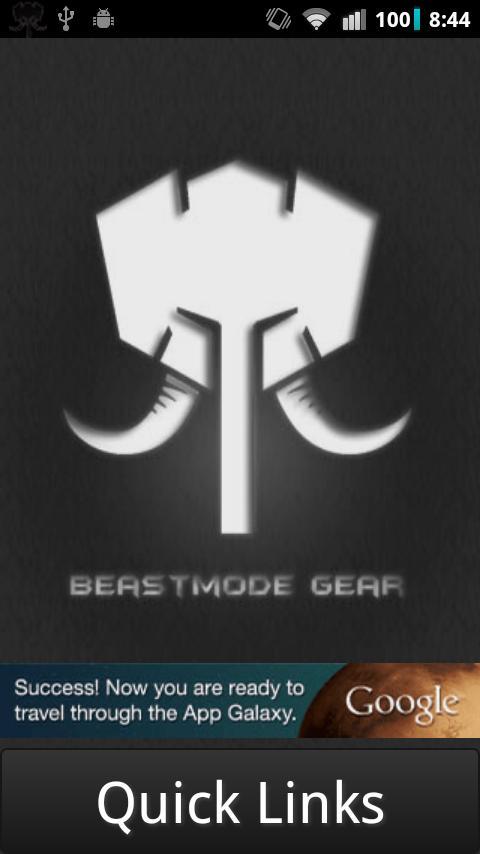 Beastmode Activator- screenshot