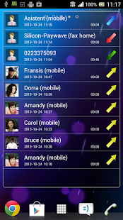 PhoneBook Widget Pack - screenshot thumbnail