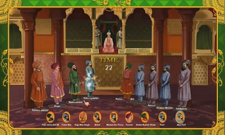 Jodha Akbar Game 1.0.3 screenshot 564829