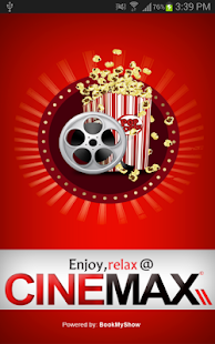 Cinemax India - screenshot thumbnail
