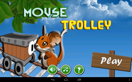 Mouse Trolley