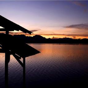 Sunrise.. by Dwi Ratna Miranti - Landscapes Sunsets & Sunrises