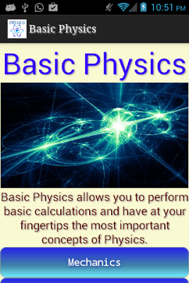 Basic Physics - screenshot