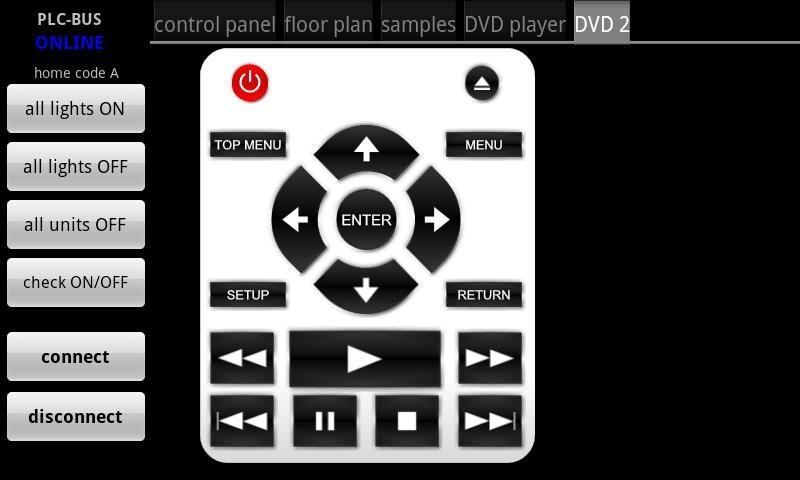 homeVisu Standard Edition- screenshot