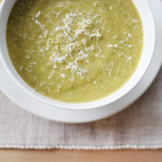 The Best Broccoli Soup You'll Ever Have