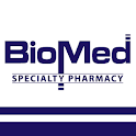 BioMed Pharamcy logo