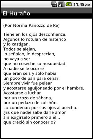 Poemas Cristianos- screenshot