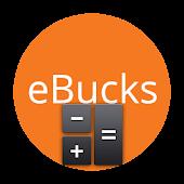eBucks Calculator / Reference