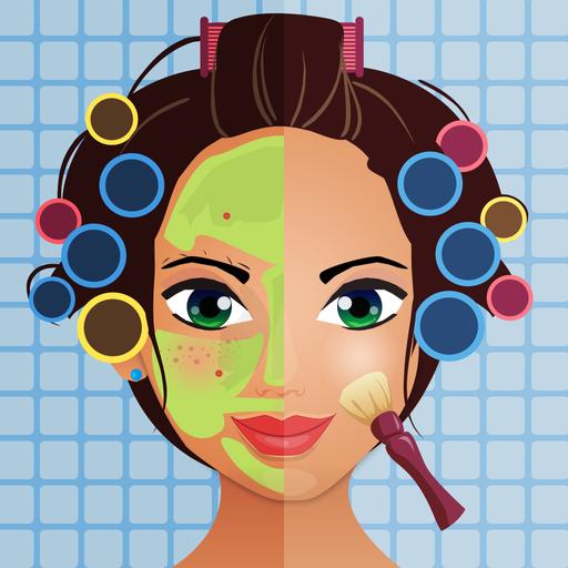Valentine Makeover - Girl Game