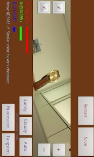 Color picker (Real time)- screenshot thumbnail