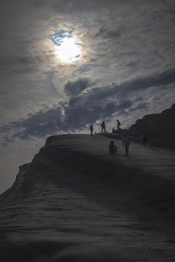 Sbarco sulla Luna by Andrea Viola - Landscapes Waterscapes ( sbarco sulla luna )