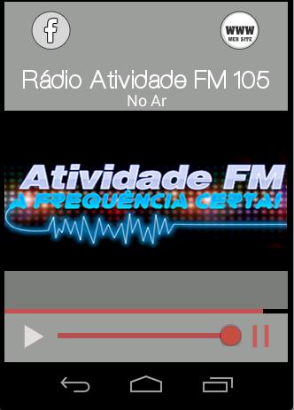 Rádio Alternativa FM 105