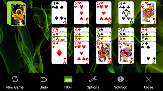 Two-Ways Solitaire- screenshot thumbnail