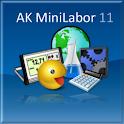 AK MiniLabor 11 logo