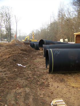 John D Stephens, Inc  Pipeline Contractor - PROJECTS