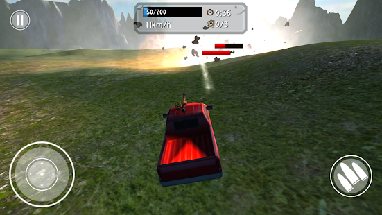 Battle Car Wreck Combat Action- screenshot thumbnail