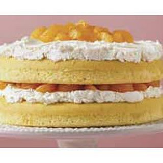 BREAKSTONE'S Simply Citrus Cream Cake