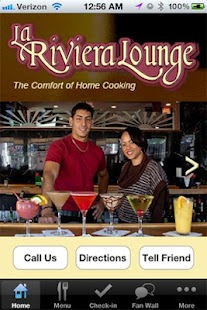 La Riviera Lounge - screenshot thumbnail