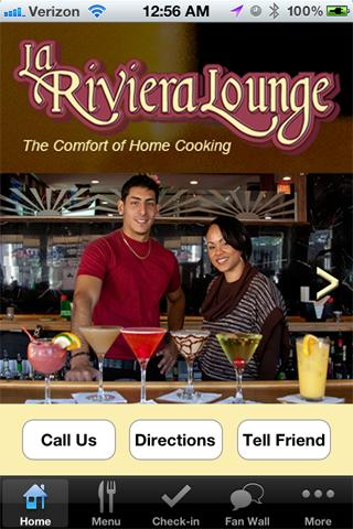 La Riviera Lounge - screenshot
