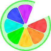 Kaleidoscope Lime
