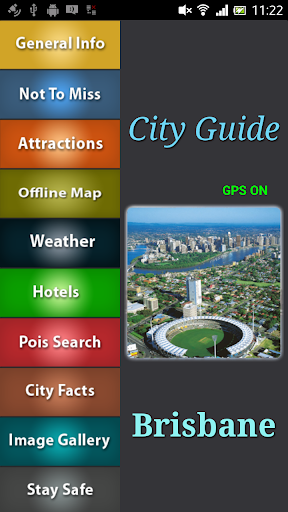 Brisbane Offline Guide