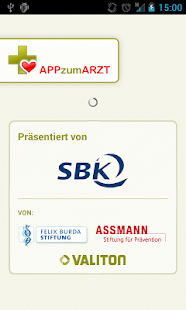 APPzumARZT - screenshot thumbnail