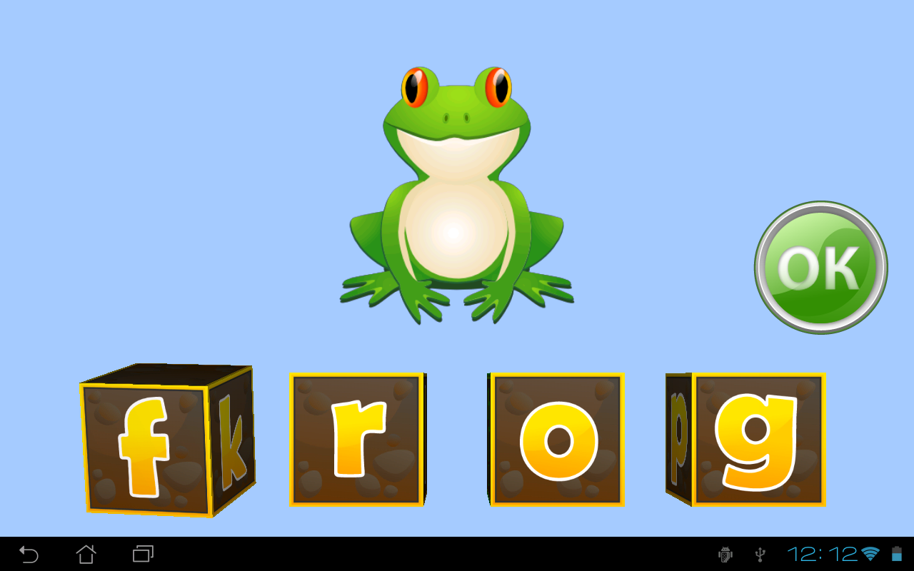 Kids Learn to Read (Preschool) - screenshot