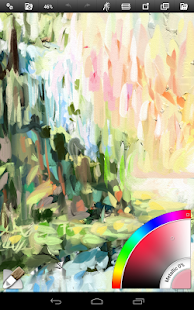 ArtRage: Draw, Paint, Create: miniatura de captura de pantalla