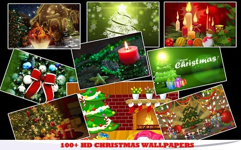 Christmas HD WallpaperShuffler - screenshot thumbnail