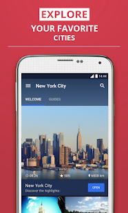 New York City Travel Guide - screenshot thumbnail
