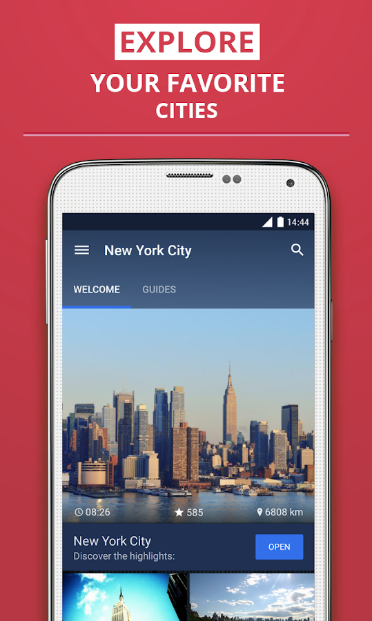 New York City Travel Guide - screenshot