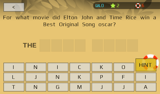 Movie Trivia: Questions Quotes