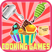 cooking cupcakes for girls