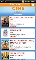 Screenshot of Ciné Léman et Cinéma